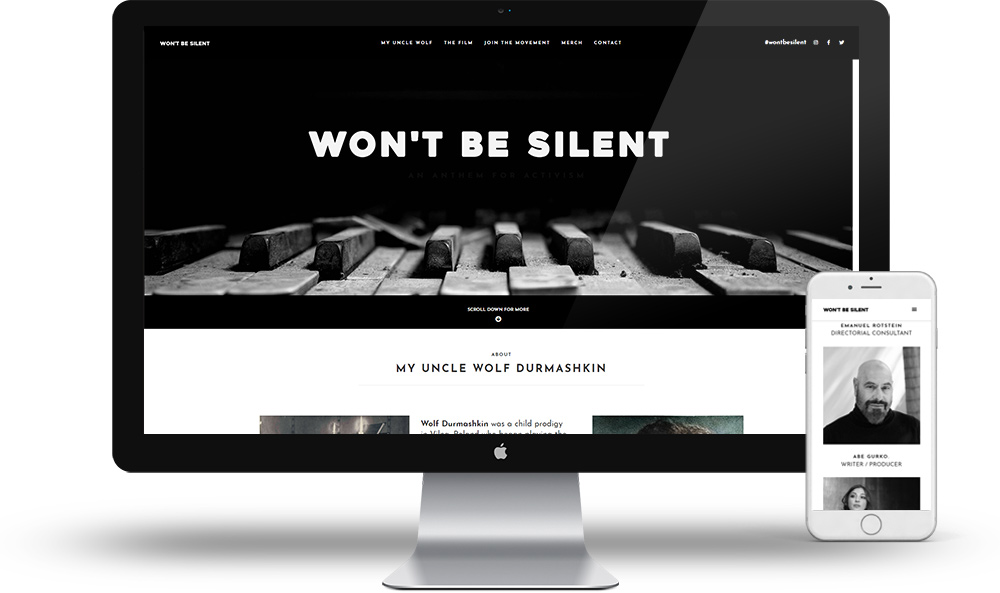 project-wont-be-silent