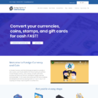 foreign currency and coin exchange featured