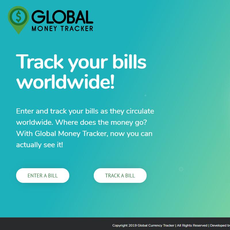 global money tracker home square